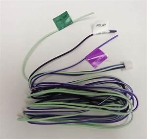 Kenwood Original 4 Pin Relay Harness Dnn990hd Dnx890hd