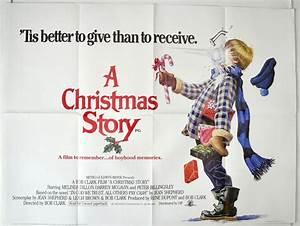 A Christmas Story - Original Cinema Movie Poster From ...