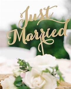 paper flower arrangement 21 quot just married quot sign and banner ideas martha stewart