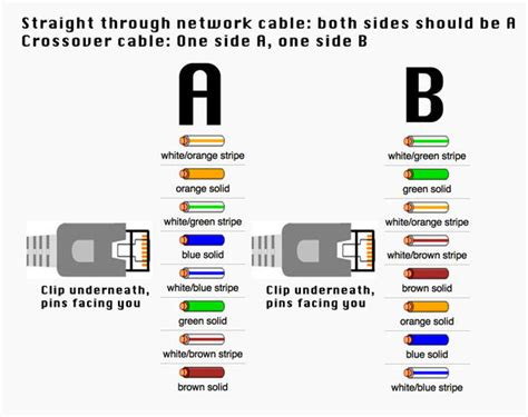 Diagrama Para Armar Cable Red Directo