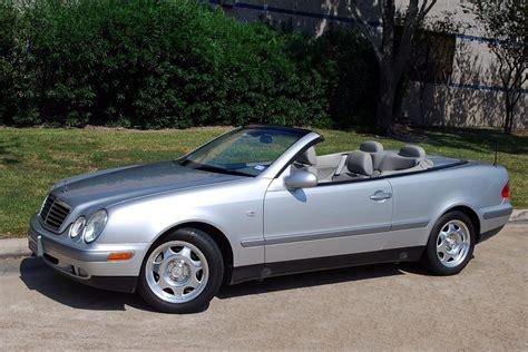 Mercedes Clk 320 by 1999 Mercedes Clk 320 Convertible Auto Collectors