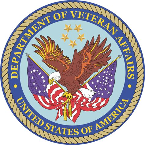 us department of state bureau of administration united states department of veterans affairs logo vectors like