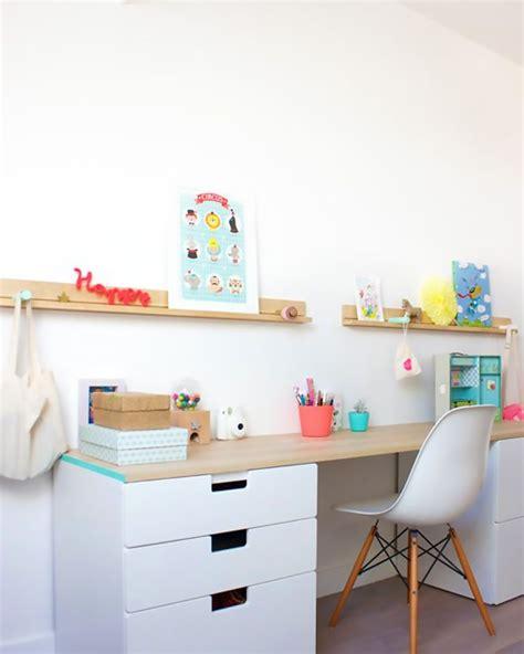 modele de bureau pour fille 10 idées déco pour un bureau d enfant shake my