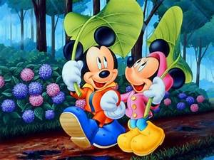 Funny Picture Clip: Cool Mickey Mouse Wallpaper