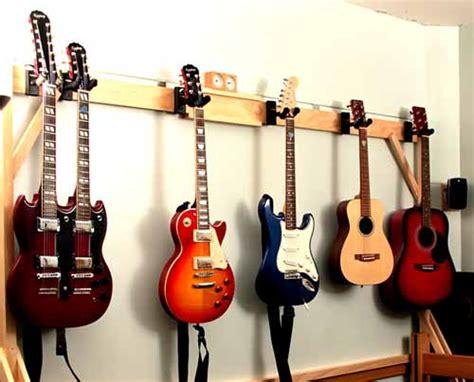 guitar wall hanger the 4 best guitar wall hangers reviews 2018 1521