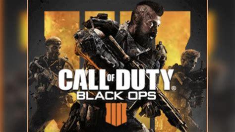 call  duty black ops  la jaquette fuite millenium