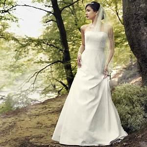 robe de mariage pas cher oana en satin et dentelle With site de robe de mariée pas cher