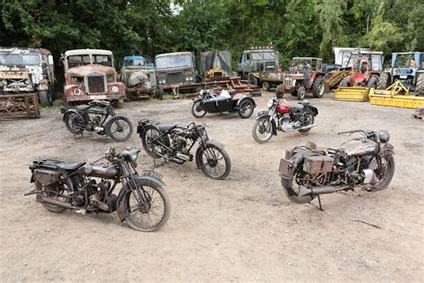 Sale Announced Of John Keeley Collection Of 45 Barn-find