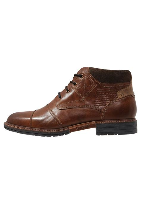 Our wide selection is eligible for free shipping and free returns. Bugatti Stringate sportive - cognac - Zalando.it | Dress shoes men, Oxford shoes, Men's shoes
