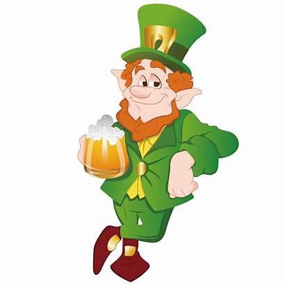 Clipart Leprechaun Transparent Beer Cartoon Drink Clip