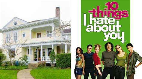 The '10 Things I Hate About You' House Is For Sale And Our '90s Hearts Can't Take It