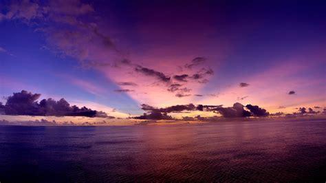 wallpaper pacific ocean   wallpaper sunset purple