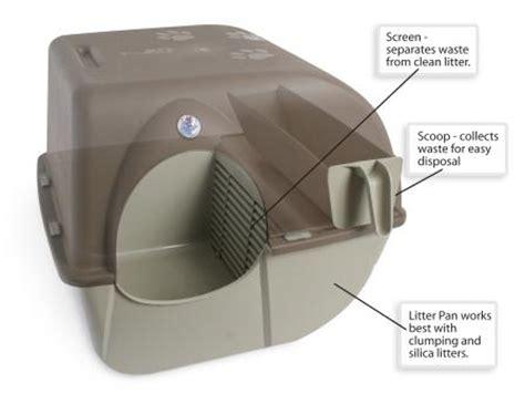 self cleaning litter box amazon amazon com omega paw self cleaning litter box pewter
