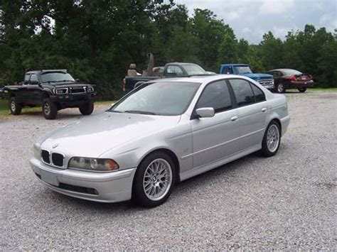 2003 Bmw 5 Series For Sale Carsforsalecom
