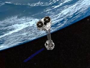 NASA - NuSTAR Orbits Earth