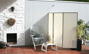 Garten Moy Balkon Sichtschutz Ideen Sitzecke Spalieren