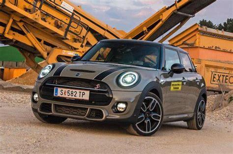 navigationsgerät test 2018 mini 5 t 252 rer cooper s aut im test autotests autowelt motorline cc