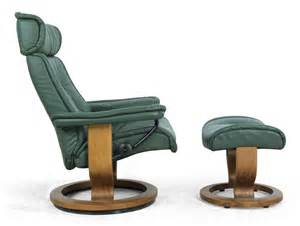 ekornes stressless chair antiques atlas pair of ekornes stressless chairs and stools