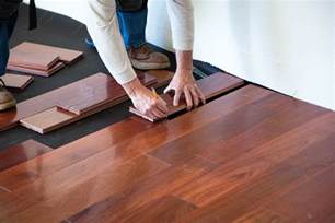 hardwood floor installation layout guide to subfloor for wood tile and other types