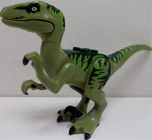 LEGO Jurassic World Charlie Velociraptor - Brand New 75920 ...