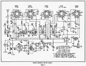 Radio Circuit Diagrams Of 1955 59 Chevrolet Trucks  60203