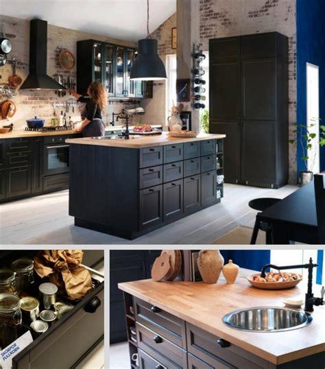 meuble haut cuisine îlot central le top10 pour votre cuisine