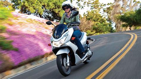Honda 2015 Pcx 150 Scooter Review  Wroc?awski Informator