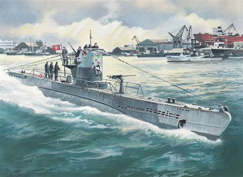 Types Of German U Boats by U Boat A German Submarine Used In World War I Chapter