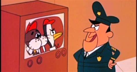 Stock Phrases Of '60s Cartoon