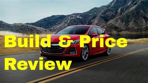 2019 Chevrolet Cruze Premier Hatchback W/rs Package