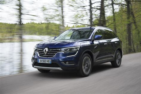 The renault koleos is a compact crossover suv which was first presented as a concept car at the geneva motor show in 2000, and then again in 2006 at the paris motor show, by the french manufacturer renault. Renault Koleos Initiale Paris (2017) - test en ...