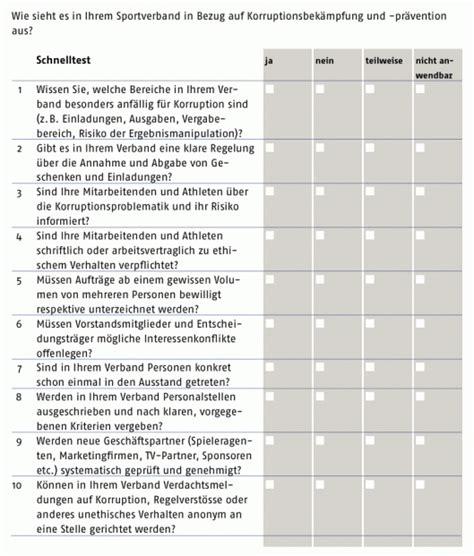 Urlaubs Checkliste Ausdrucken Ankreuzen Abreisen by Checkliste Korruption Im Sport Sport Politics