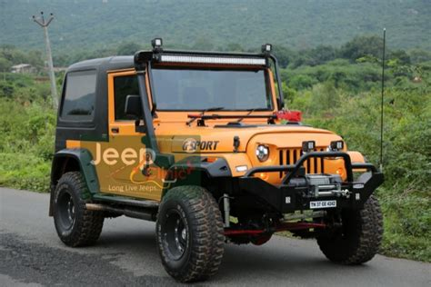 mahindra thar modified to wrangler fourteen 947 mahindra thar modified to wrangler wsource