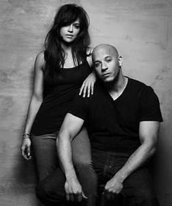 Dom letty | Vin diesel and Michelle Rodriguez | Pinterest