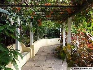 Tonnelle En Bambou : pergola ou tonnelle quelle diff rence ~ Premium-room.com Idées de Décoration