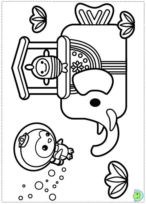 Exelent Octonauts Gup C Coloring Pages Pictures - Examples ...