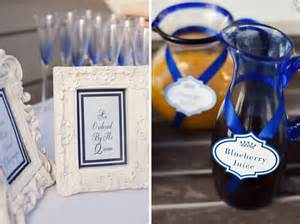 royal blue and gold baby shower decorations royal bridal shower 15