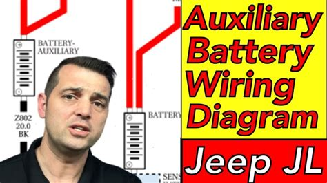 Aux Battery Wiring Diagram Jeep Wrangler