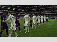 PS4Xbox One FIFA 15 Real Madrid vs FC Barcelona