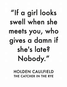 Best Holden Caulfield Ideas And Images On Bing Find What