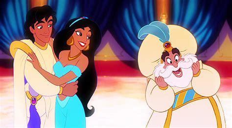Disney Cartoon Jasmine Aladdin Princess Jasmine Sultan