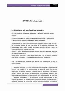 Recours Contre Banque De Mauvaise Foi : la fraude fiscale internationale ~ Medecine-chirurgie-esthetiques.com Avis de Voitures
