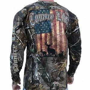 breast size chart by country country life real tree camo usa flag deer unisex long