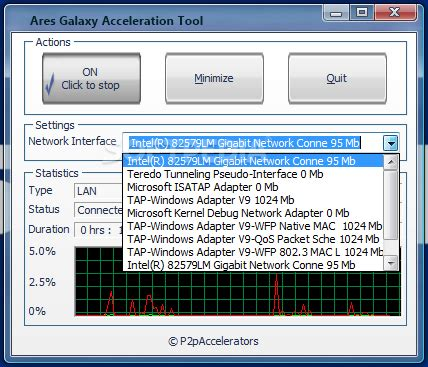 * only registered users can upload a report. Download Ares Galaxy Acceleration Tool 4.8.0.0