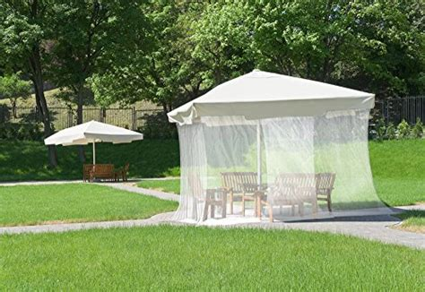 mosquito net canopy for outdoor umbrella 1 outdoor mosquito net by naturo the largest bed