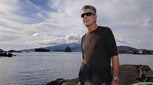 Life Lessons from Anthony Bourdain | Valet.