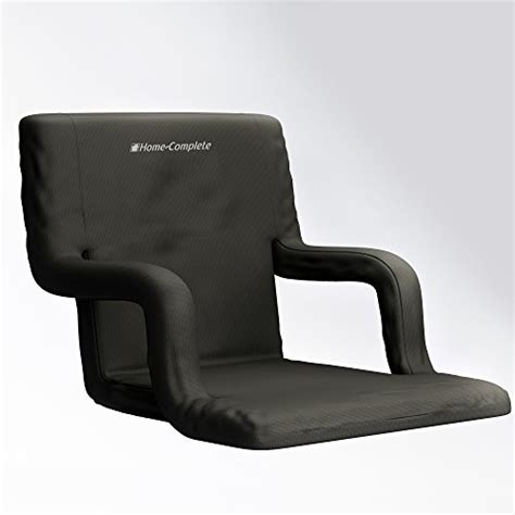 deluxe wide stadium seats chairs for bleachers or benches enjoy padde ebay