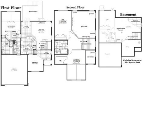 Brighton Homes Blakemore Floor Plan by Brighton Model In The Lakes Of Boulder Ridge Subdivision