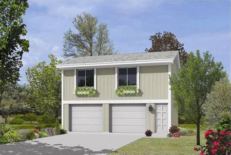 Top Photos Ideas For Two Story Garage With Loft by Yellowstone 2 Car Garage Plans