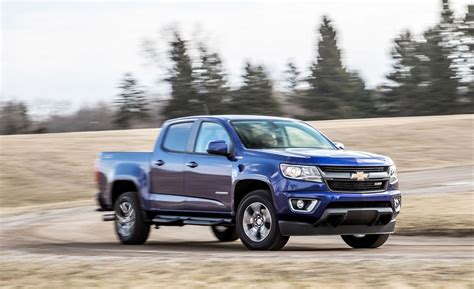 2011 Chevy Colorado Reviews by 2016 Chevrolet Colorado Z71 4wd Diesel Test Review Car